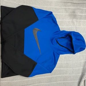 Nike two toned hoodie. Size M
